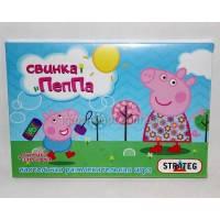 Настольная игра свинка, в коробке Стратег + код MAS-57