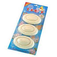 Мыло для детей Ути-Пути с экстрактом ромашки 3 шт. по 80 г