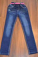 Весенние джинсы для девочек.Размеры 98-128 см.Фирма CHILDHOOD.Венгрия, фото 1