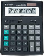 Калькулятор бухгалтерский Brilliant BS-999