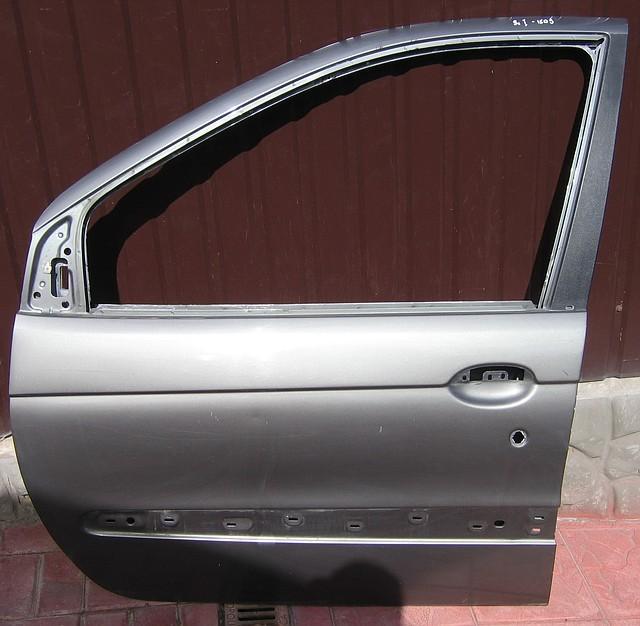 Дверь передняя левая Renault Scenic I (Рено Сценик 1)