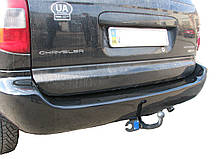 Фаркоп на Chrysler Voyager \ Grand Voyager (2001-2009) Крайслер Вояжер