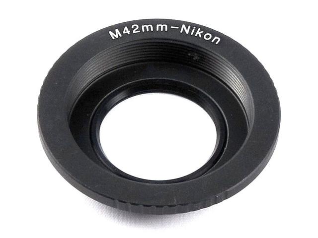 Переходники объективов для камер Nikon