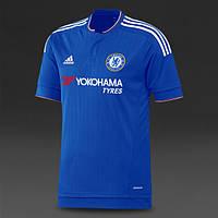Футбольная форма 2015-2016 Челси (Chelsea), домашняя, синяя, н21
