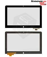 Сенсорный экран (touchscreen) для Lenovo ThinkPad Helix, оригинал (черный)
