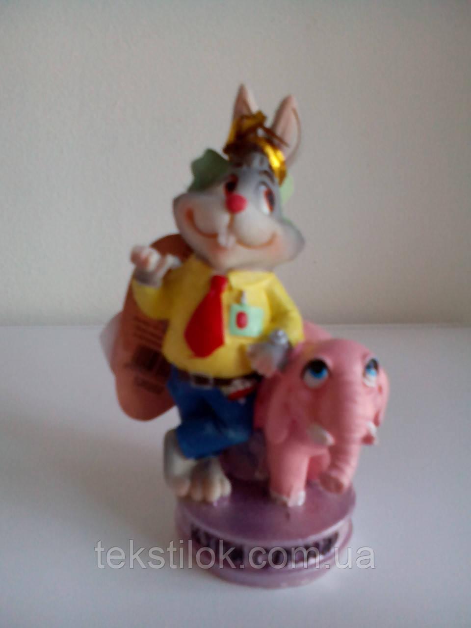 Фигура Заяц Купи слона 9см