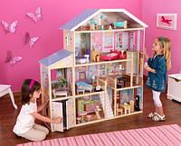 Меблі для ляльок, будиночки, замки