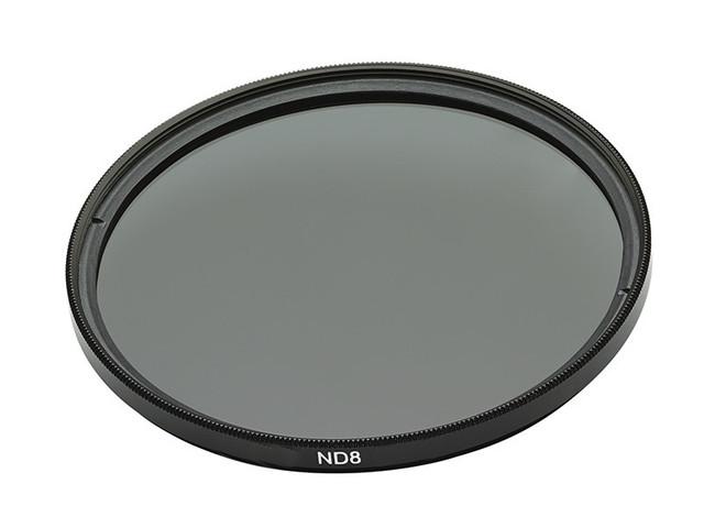 Нейтрально-серые светофильтры (ND)