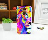 Чехол для LG G3s/D724/G3 mini панель накладка с рисунком краски, фото 2