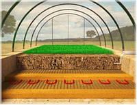 Теплые грядки Прогрев почвы земли грунта Отопление оранжерей теплиц Комплект Interm Чехия