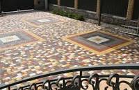 Тротуарная плитка Старый город 4 см