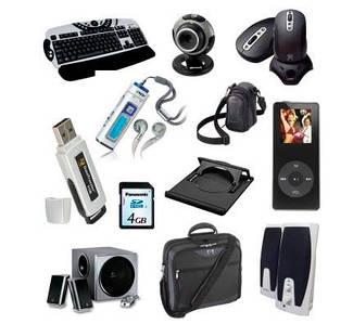 Телефонные и компьютерные аксессуары,зарядные устройства, аккумуляторы.