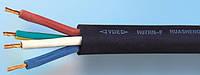 Кабель гибкий в резиновой изоляции H07RN-F 2х1 TITANEX, фото 1