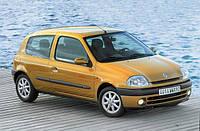 Лобовое стекло на RENAULT CLIO 1998-06 г.в.