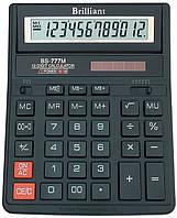 Калькулятор 12 разрядный BRILLIANT BS-777M