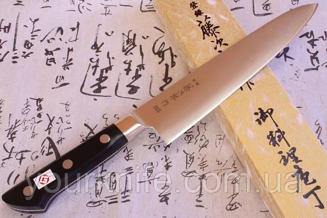 Купить нож кухонный японский Tojiro Gyuto Chef F-807 180мм Шеф
