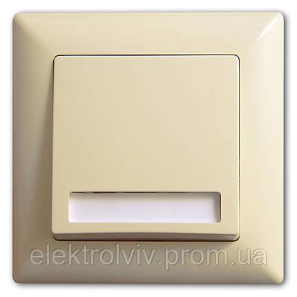 Кнопка звонка с подсеткой, фото 2