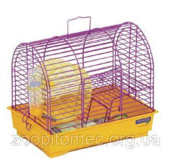 Клетка «Фаворит» Клетка для мелких декоративных грызунов Природа 30х20х24 см