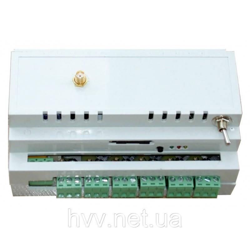GSM-индикатор питания 6 каналов (DIN) - ФОП Хохлов В.В. в Киевской области