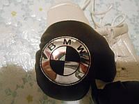 Боксерские перчатки в машину на стекло сувенир брелок BMW