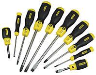 Набор отверток CushionGrip Stanley ( 2-65-005 ) | Набір викруток CushionGrip Stanley ( 2-65-005 ), фото 1