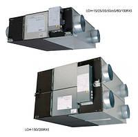 Приточно-вытяжная установка с рекуперацией - Lossnay LGH-25RX5