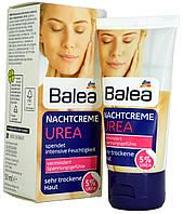 Ночной крем для лица DM Balea Nachtcreme Urea 50мл.