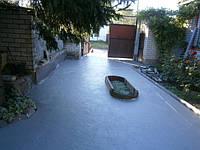Бетонирование двора в своём доме - с чего начать, как закончить и во сколько всё обойдётся.