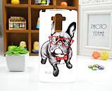 Чехол для LG G4 Stylus/H630 панель накладка с рисунком панда, фото 8