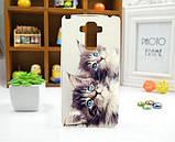 Чехол для LG G4 Stylus/H630 панель накладка с рисунком панда, фото 7