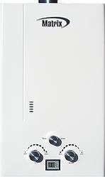 Газовая колонка Matrix JSD 10L LCD (белая)