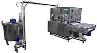 Глазировочная машина с автоматической системой подачи глазури