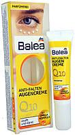 Крем против морщин для глаз DM Balea Q10 Anti-Falten Augencreme 15мл.