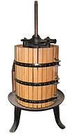 Корзиночный пресс для винограда TL 25, v=15 литров, италия