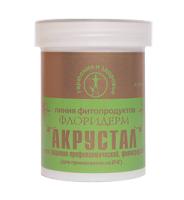 «Акрустал для ВЧГ» - фитокрем при псориазе,  экземе и дерматите волосистой части головы