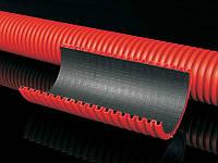 Гофра для кабеля Kopoflex 90мм. Гибкая ПНД-труба