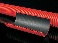 Труба Kopoflex 160мм. Гибкая труба для подземной укладки кабеля