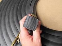 Шнур резиновый круглого и квадратного сечения МБС ( маслобензостойкий ) ГОСТ 6467-79