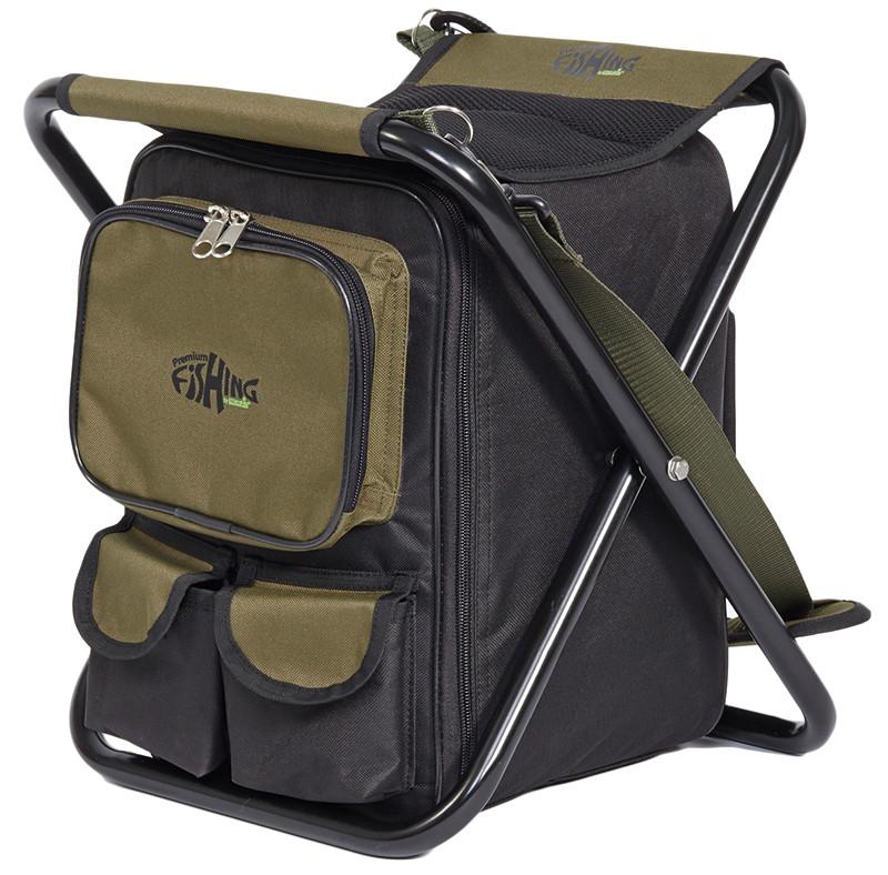 Стілець-рюкзак термос  Norfin LUTON (max100кг) /NF (NF-20701)