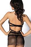 Сорочка и стринги с кружевным поясом Kinga Dare N-123, фото 2