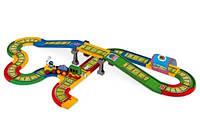 Трасса игрушка Железная Дорога Wader 51711
