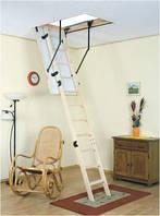 Чердачная лестница OMAN модель TERMO LONG