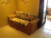 Диван Шанталь. Выполнен в комбинированной расцветке под заказ. Может быть укомплектован механизмом трансформации со спальным местом.