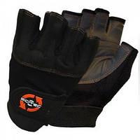 Перчатки для фитнеса и бодибилдинга Scitec nutrition Orange Style