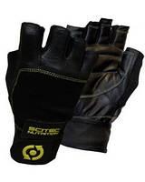 Перчатки для фитнеса и бодибилдинга Scitec nutrition Yellow Style