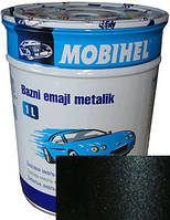 Автокраска металлик BMW 303 Черная HELIOS(Mobihel) BC 1л.