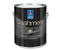 Краска акриловая SHERWIN-WILLIAMS CASHMERE интерьерная, глубоко-матовая 3,63л