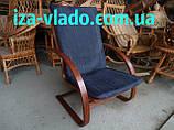 Крісла плетені з лози для відпочинку. Ручна робота - Іза