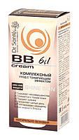 Тональный крем Dr.Sante BB cream Shine skin 6 в 1 Натурально-бежевый - 50 мл.