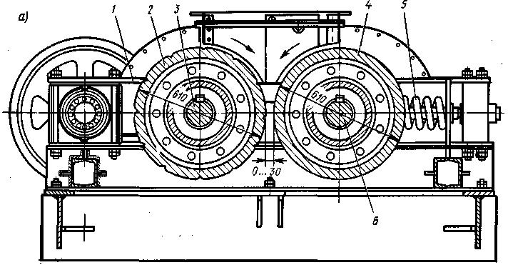 Дробилка двухвалковая ДВ-15х6 (новая)